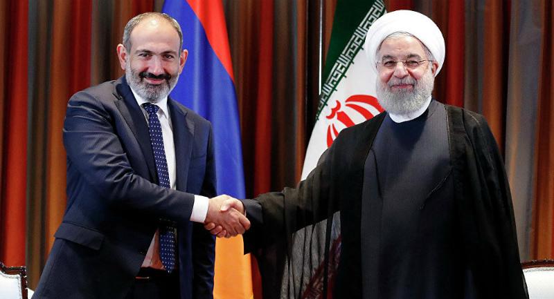 Հույս ունեմ, որ մեր ամերիկացի գործընկերներն ըմբռնումով են մոտենում մեր իրավիճակին. Փաշինյանն՝ Իրանի մասին