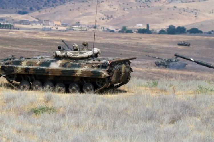 Արցախի պաշտպանության բանակի բրիգադում զորավարժություն է անցկացվել (լուսանկարներ)