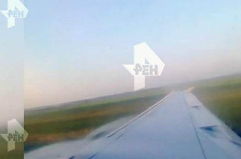 Հրապարակվել են եգիպտացորենի դաշտում А321 օդանավի վթարային վայրէջքի կադրերը