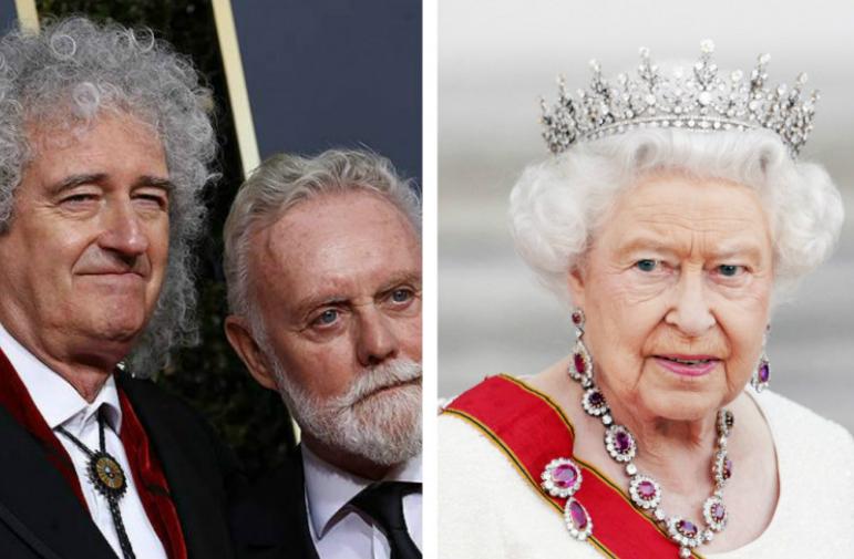 Queen խմբի մասնակիցների կարողությունը գերազանցել է թագուհի Էլիզաբեթ II-ի հարստությանը