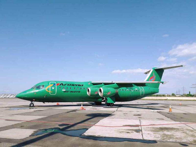 «Արմենիա Էյրվեյսը» մեկնարկում է թռիչքները դեպի Թեհրան