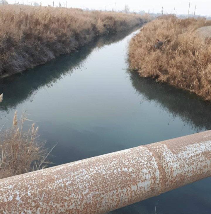 Մասիս-Ռանչպար խճուղուն հարող ջրանցքում ջրի աղտոտման ահազանգով ուսումնասիրություն է իրականացվել