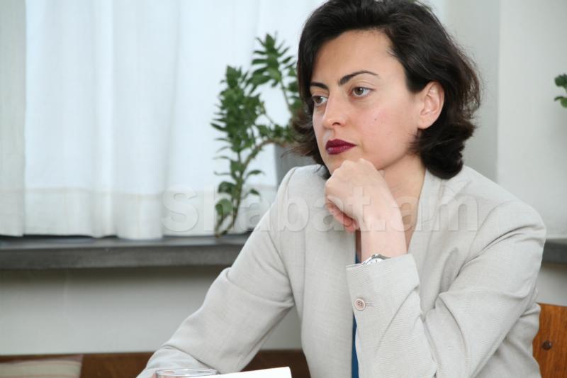 Լենա Նազարյանը կոչ է արել գործընկերներին սթափ գնահատել քաղաքական  իրավիճակը