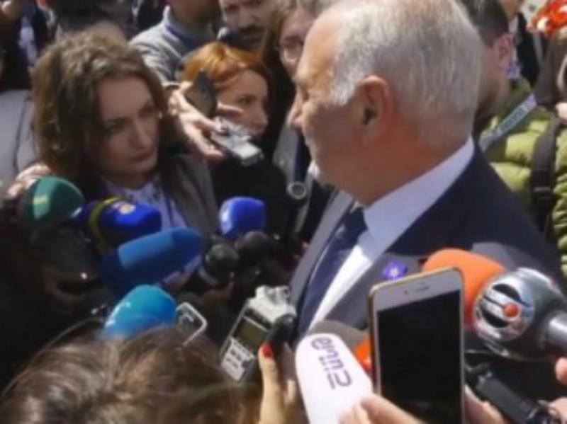 Նոր կառավարությունը երբեք չի կարողանա Թուրքիային ստիպել ընդունել Ցեղասպանությունը. Լիոնի քաղաքապետ