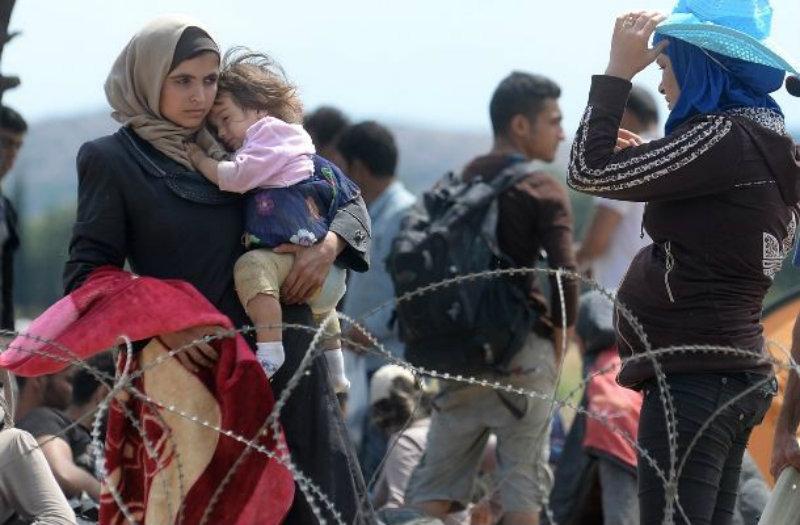 900 փախստական  մի քանի օրում վերադարձել է Սիրիա