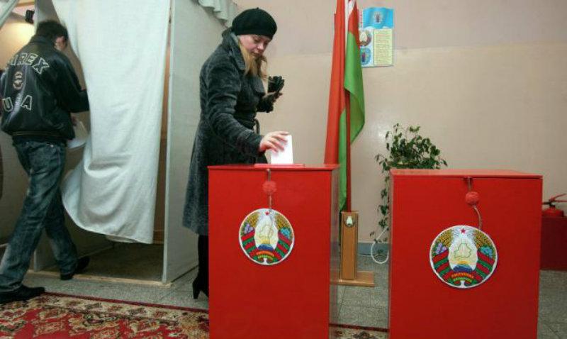 Բելառուսի խորհրդարանական ընտրություններում ժամը 9։00-ի դրությամբ մասնակցությունը 37,14% է