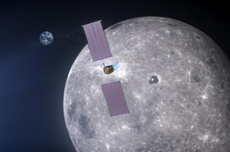 ՆԱՍԱ-ն Լուսնի վրա կայան ստեղծելու մասին պայմանագիր է ստորագրել