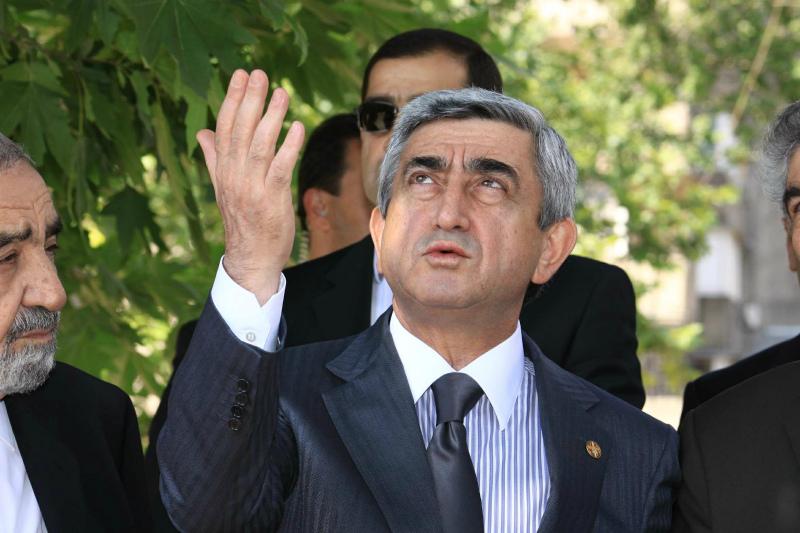 Սերժ Սարգսյանը բնակություն է հաստատելու Ձորաղբյուր գյուղում