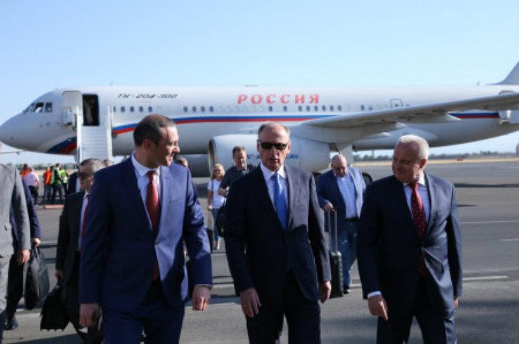 Հայաստան է ժամանել ՌԴ ԱԽ քարտուղարը