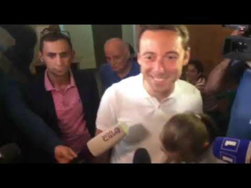 Թե ինչու Ալեն Սիմոնյանն ու Սասուն Միքայելյանը չեն մասնակցել «Իմ քայլը» դաշինքի քարոզարշավին․ Հայկ Մարությանը քվեարկելուց հետո պատասխանեց լրագրողների հարցերին