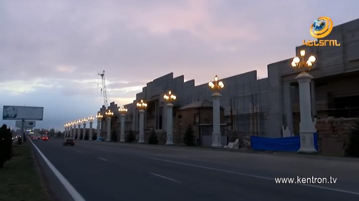Գագիկ Ծառուկյանի նախաձեռնությամբ կառուցվում է տարածաշրջանում եզակի «Աութլեթ մոլլ» առևտրի կենտրոն