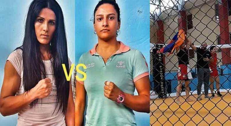 Հայ մարզուհին հաղթել է ադրբեջանցի Ռենա Սաֆարովին