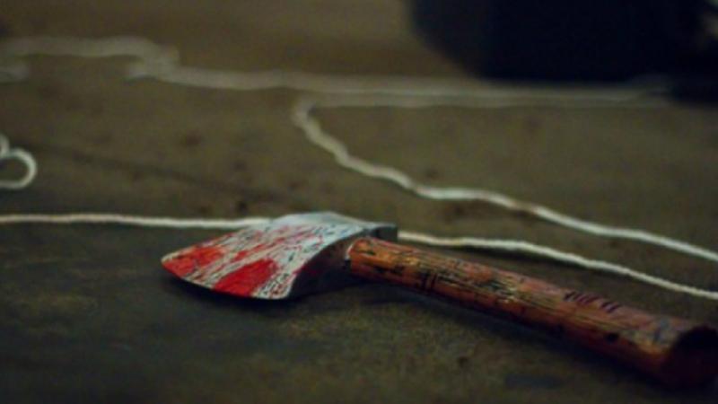 Սարսափելի սպանություն Լոռիում. որդին սպանել է մորը, ապա մարմինը կացնով ու դանակով մասնատել, լցրել աղբամանն ու այրել
