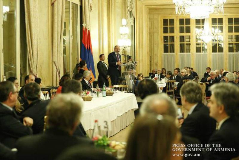 Հայաստանի և Սփյուռքի միջև չկա սահման, մենք մի ամբողջություն ենք. Նիկոլ Փաշինյան