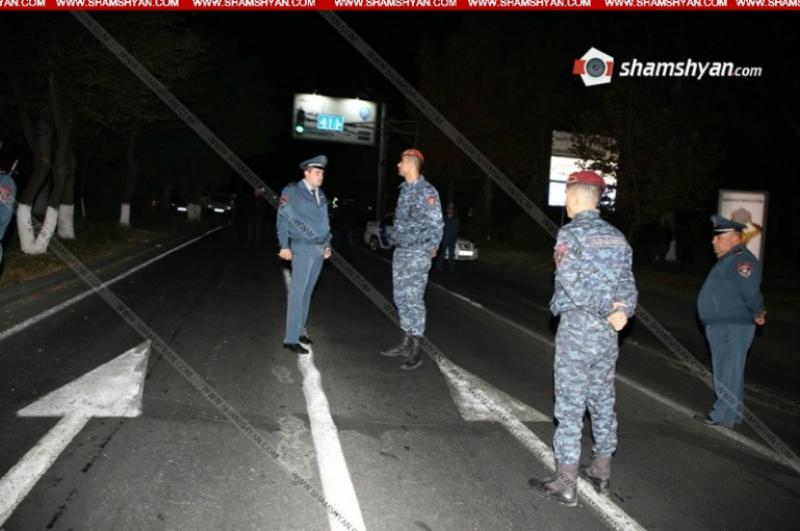 Կրակոցներ՝ Երևանում. ծառայողական պարտականությունները կատարելիս ոստիկան է սպանվել, ևս մեկը դաժան ծեծի է ենթարկվել.Shamshyan.com