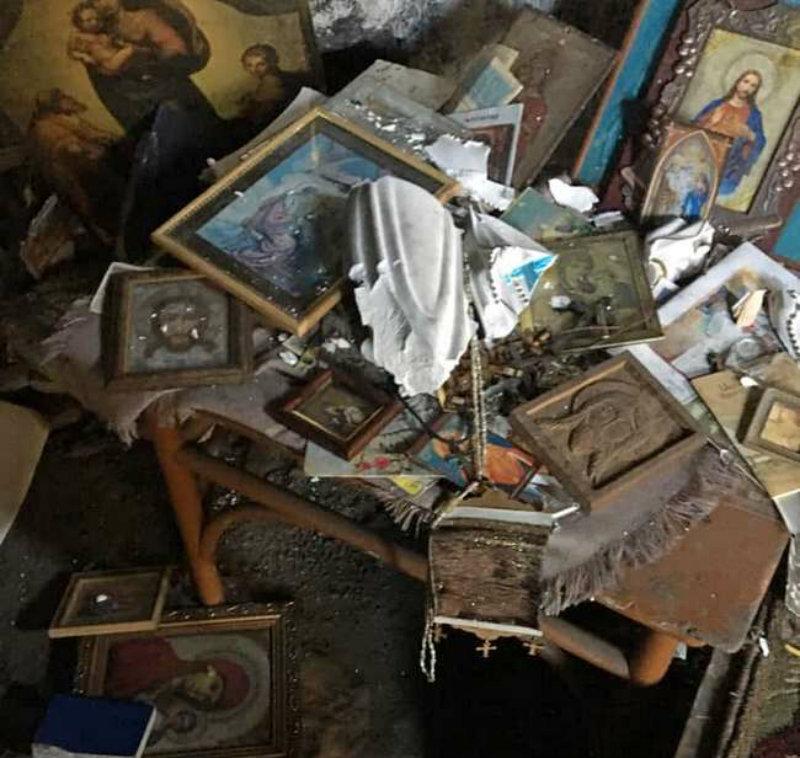 Ախալքալաքում անհայտ անձինք երկրորդ անգամ ավերել են նույն եկեղեցին. քրգործ է հարուցվել