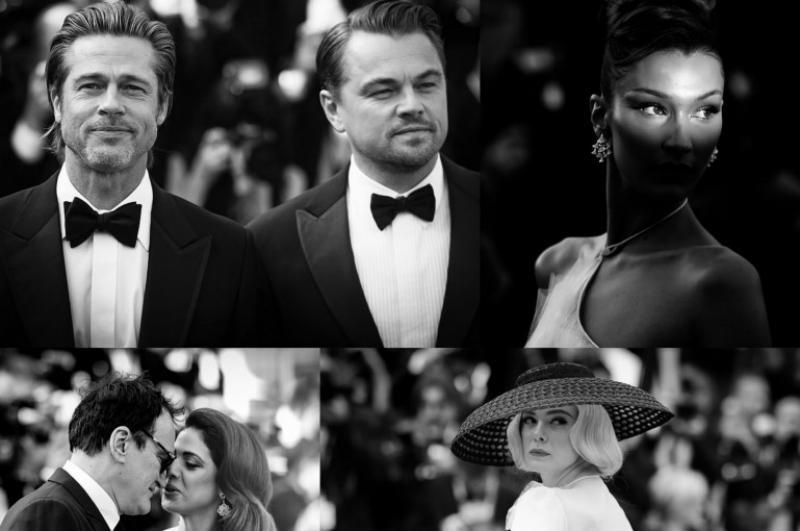 Կաննի կինոփառատոնի աստղերը՝ Daily Mail-ի սև ու սպիտակ ֆոտոշարքում