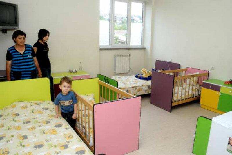 «Նորք» ինֆեկցիոն հիվանդանոցում վերակահավորվել է երկու մանկական բաժանմունք