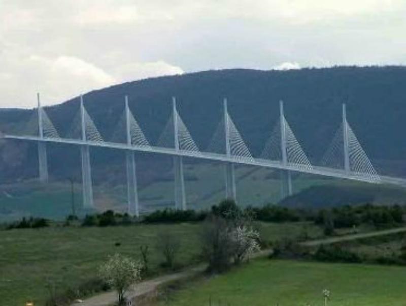 Եգիպտոսի նախագահը բացել է աշխարհի ամենալայն կախովի կամուրջը