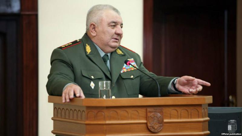Յուրի Խաչատուրովն ազատվեց  ՀԱՊԿ գլխավոր քարտուղարի պաշտոնից