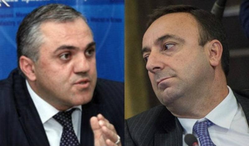 Հրայր Թովմասյանի սանիկն ազատվել է կալանավորումից․ Տիգրան Աթանեսյան