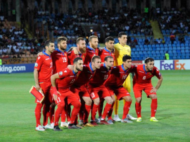 Հայաստան-Բոսնիա և Հերցեգովինա հանդիպման առաջին խաղակեսն ավարտված է