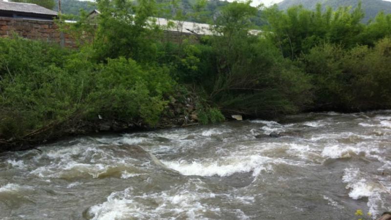 14 տարեկան պատանին ընկել է Հրազդան գետը