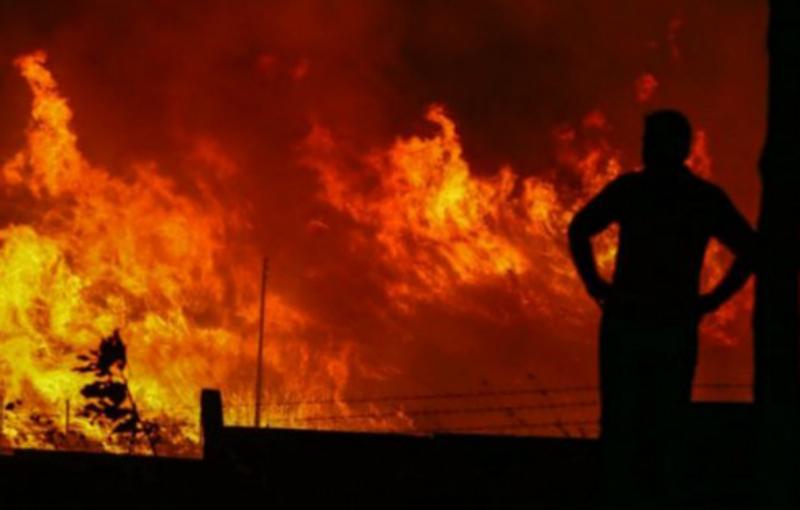 Նոր մանրամասներ Հովունիում բռնկված խոշոր հրդեհից. տեսանյութ