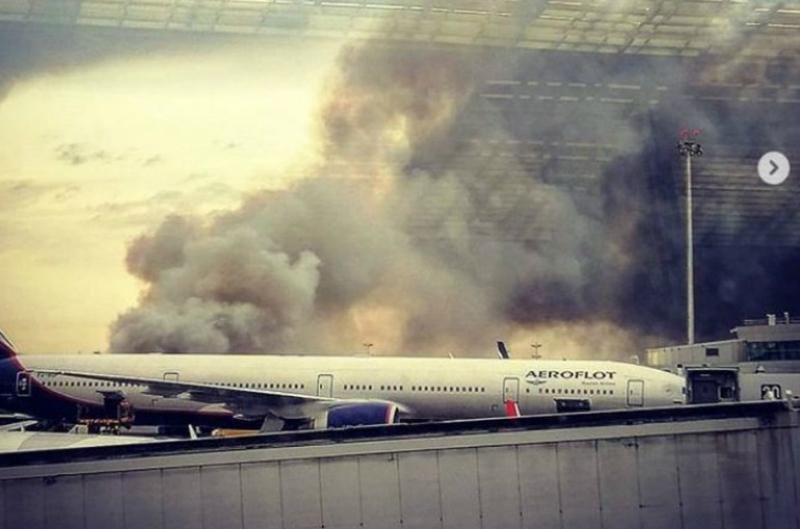 «Շերեմետևո» օդանավակայանում ուղևորատար ինքնաթիռը բռնկվել է վթարային վայրէջք կատարելիս. կա 1 զոհ և վիրավորներ (տեսանյութ)