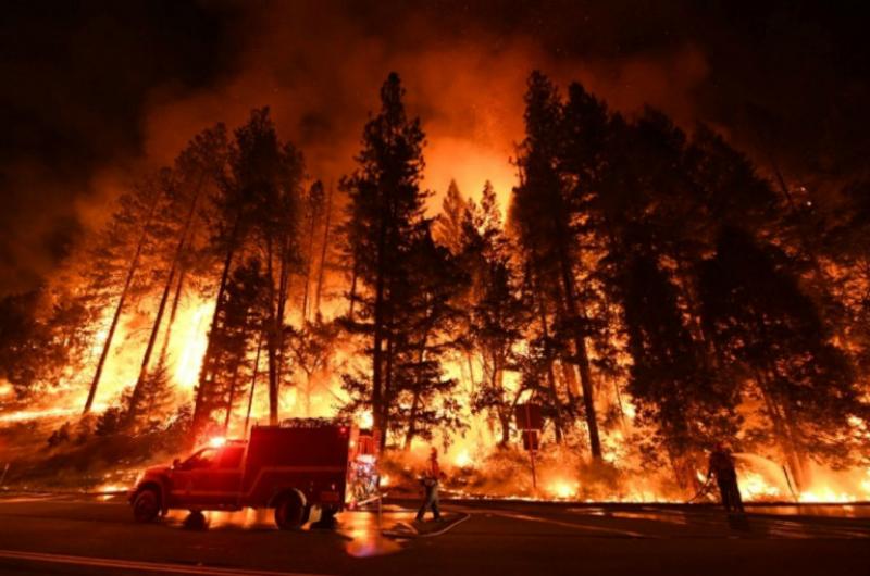 Հայտնի է Կալիֆոռնիայի պատմության մեջ ամենաավերիչ անտառային հրդեհի առաջացման մեղավորը