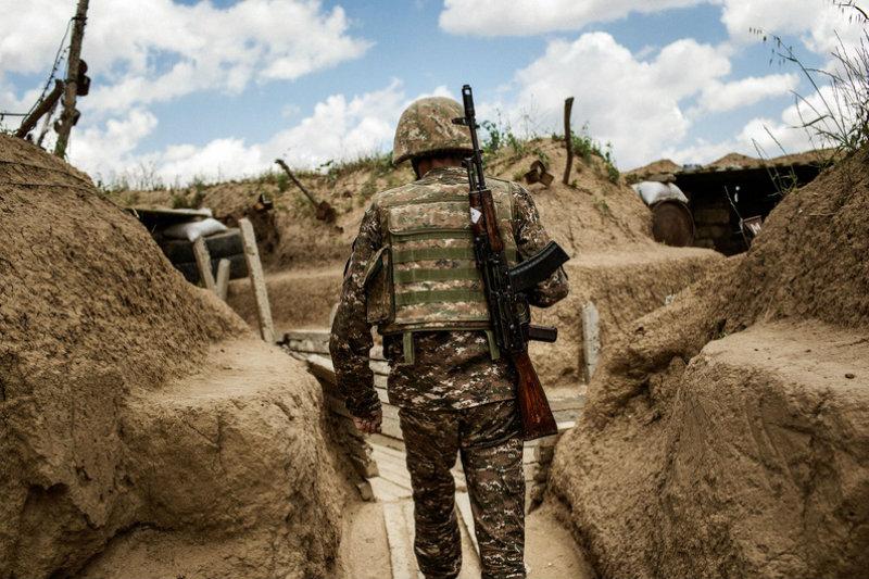 Ադրբեջանը սեպտեմբերի 9-11-ը հրադադարը խախտել է 43 անգամ