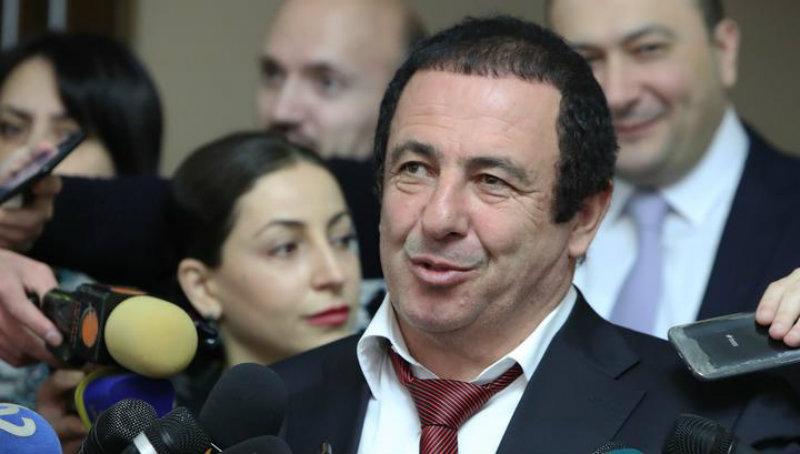 ԲՀԿ-ն չի մասնակցի Հրայր Թովմասյանի լիազորությունները դադարեցնելու նախագծի քվեարկությանը