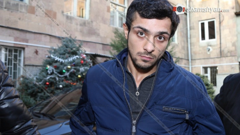 Երևանում 2 ոստիկանի մահվան պատճառ դարձած «Ճվճըվ Արոյի» որդին ազատ է արձակվել. Shamshyan.com