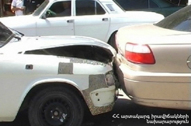 Երևան-Մեղրի ավտոճանապարհին ավտովթար է տեղի ունեցել. կան տուժածներ
