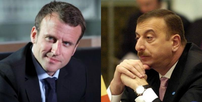 Ֆրանսիան ջանք չի խնայի ԼՂ հակամարտության կարգավորման հարցում. Մակրոնի ուղերձը Ալիևին