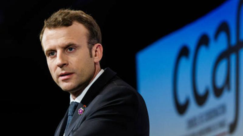 Ֆրանսիայի նախագահը հայտարարել է, որ կորոնավիրուսի համաճարակը դեռ առջևում է