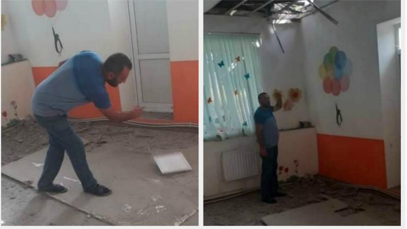Այգեպարի մանկապարտեզին են խփել․ Հովհաննես Մովսիսյան
