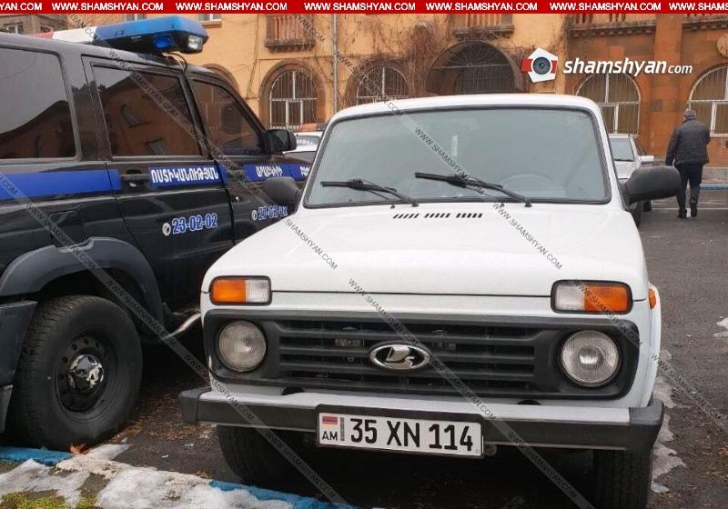 Արաբկիրի ոստիկանները հայտնաբերել են մեքենաներ թալանողների