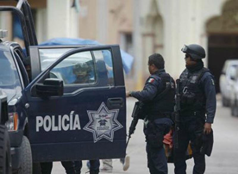 Մեքսիկայում ավտոմեքենայում 5 այրված մարմիններ են հայտնաբերվել