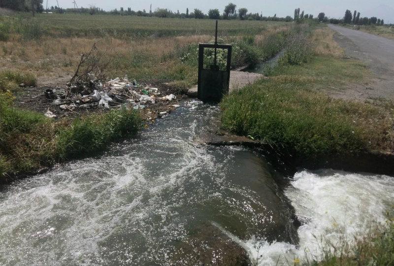 Արարատյան դաշտի գյուղերի խմելու ջրում նորմերի շեղումներ են հայտնաբերվել