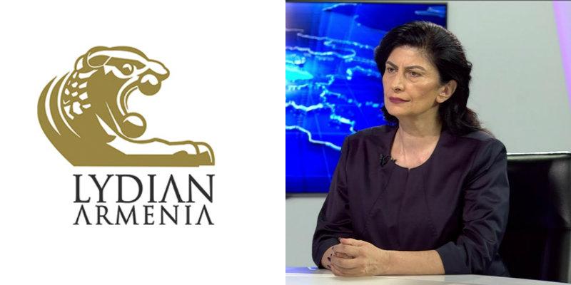 «Լիդիան Արմենիա»-ն Նազելի Վարդանյանից պահանջում է 1 մլն դրամ վնասի փոխհատուցում
