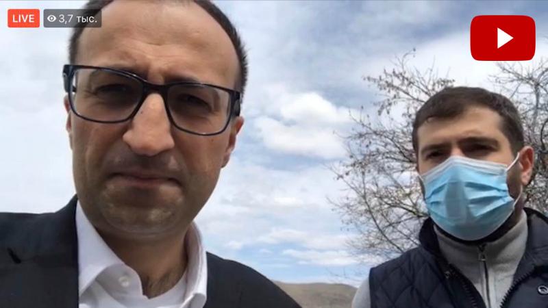 Արսեն Թորսյանը այցելել է Ծաղկաձոր Նաիրի հանգստյան տուն