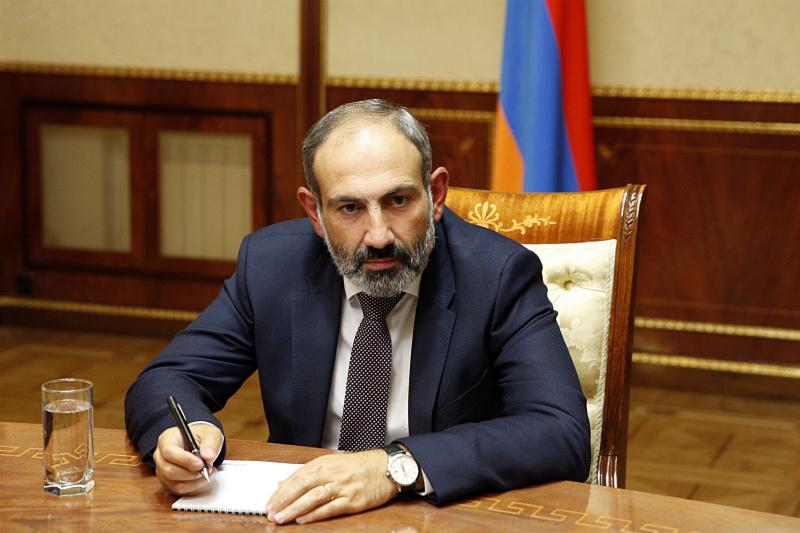 Մեծ երթ Երևանում, նոյեմբերի 24-ին, ժամը 10-ին. Նիկոլ Փաշինյան (տեսանյութ)