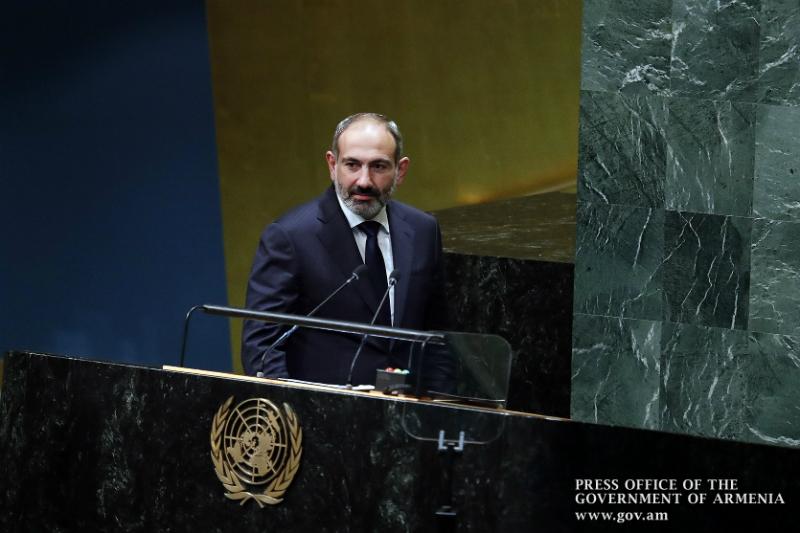 Ղարաբաղը չպետք է լինի Ադրբեջանի կազմում, եթե որեւէ մեկը չի ցանկանում թույլ տալ հայ ժողովրդի նոր ցեղասպանություն. Փաշինյան