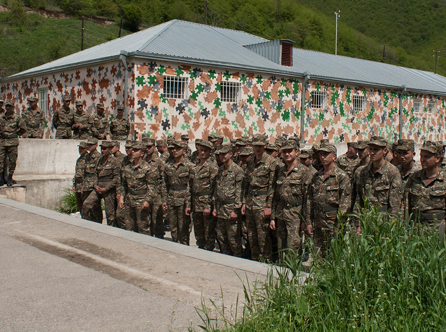 Զորամասի հրամանատարի ու 3 պաշտոնատար անձի դեմ քրեական գործ է հարուցվել