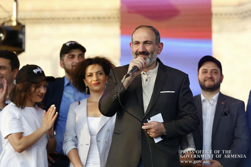 Հայաստանի ու Իրանի միջեւ կնճիռներ չկան, բայց կան ուժեր, որ ուզում են ստեղծել այդ կնճիռները. Փաշինյան