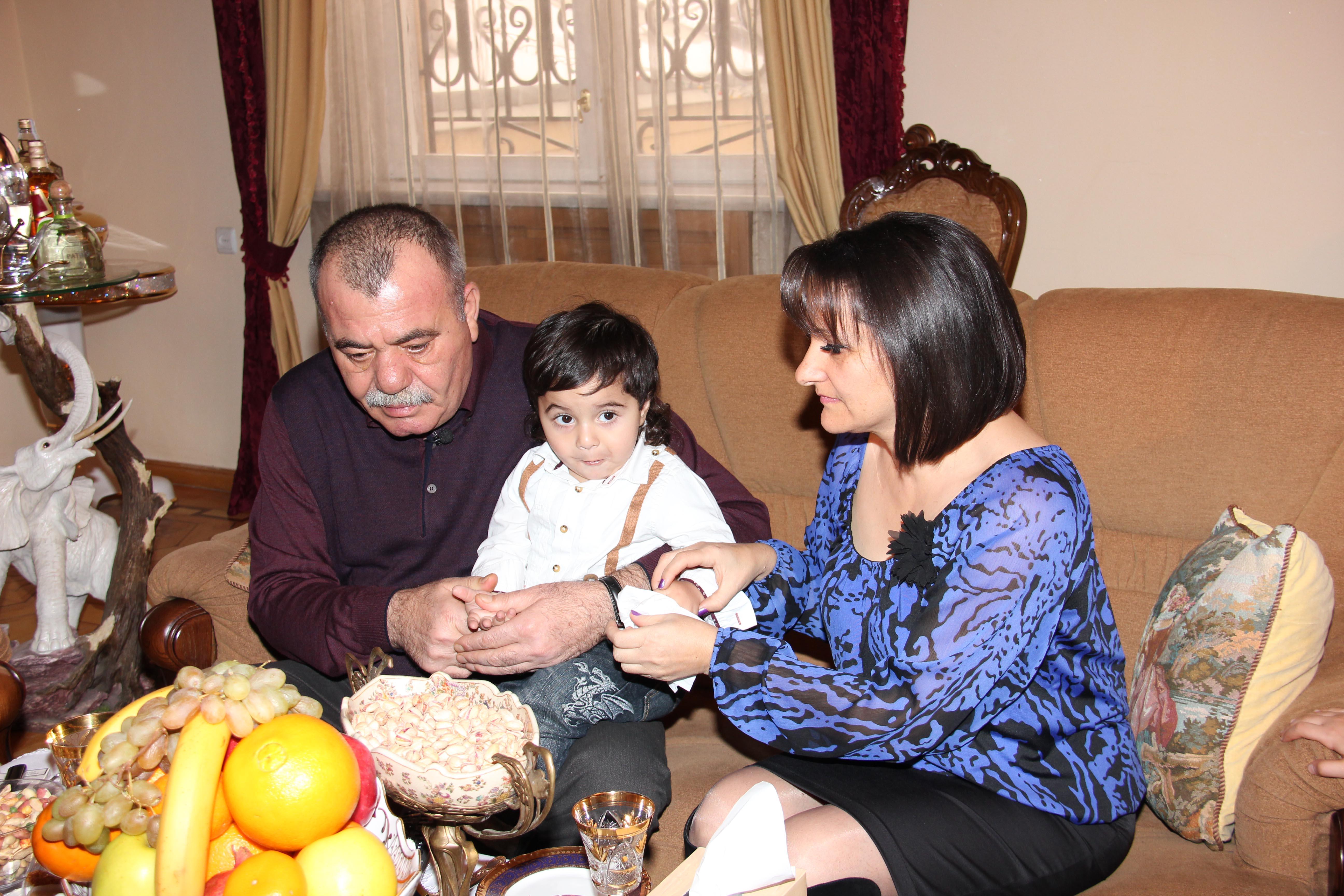 Մանվել Գրիգորյանը ցանկացել է վերջին անգամ տեսնել փոքր որդուն. «Ժողովուրդ»
