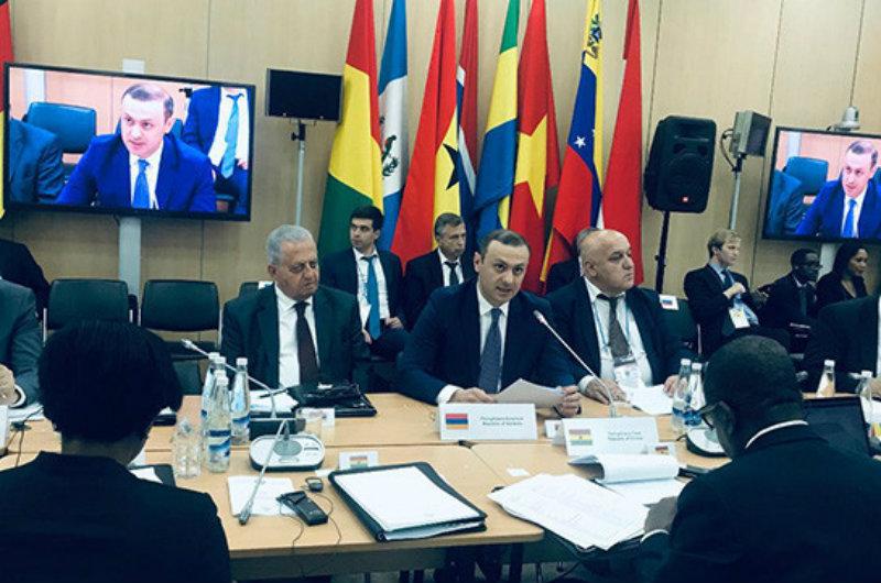 Նիկոլայ Պատրուշևը Հայաստանի Անվտանգության խորհրդի քարտուղարի հետ քննարկել է անվտանգության ոլորտում համագործակցության պլանը