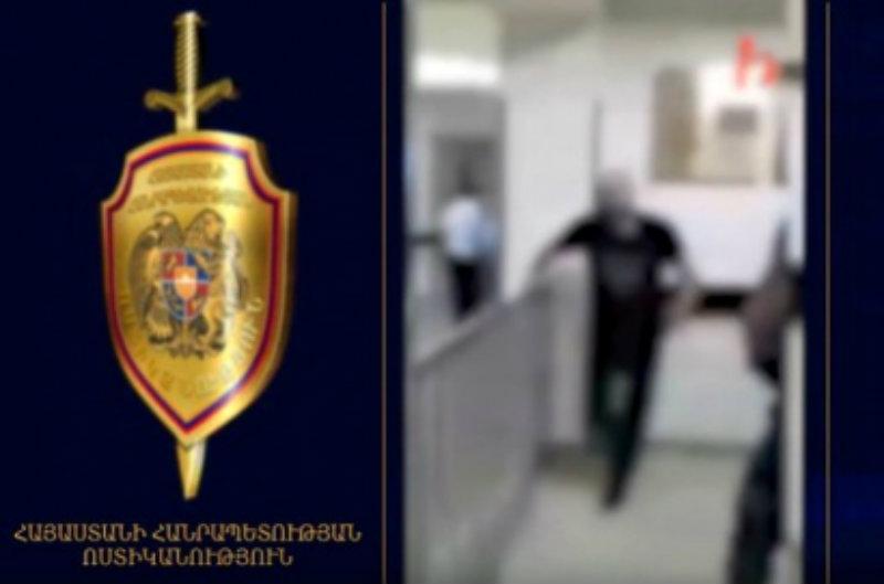 5 անձ բերման է ենթարկվել խուլիգանության կասկածանքով. նրանցից մեկը հայհոյել է ոստիկանական բաժանմունքում (տեսանյութ)