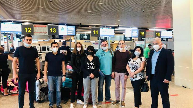 Մոսկվայից ժամանող բժիշկների առաջին խումբը ժամեր անց կլինի Երևանում